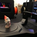 MakerBot's Digitizer launch in Brooklyn