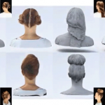 Disney Research 3D-Prints Figurines With the Most Lifelike Hair Ever